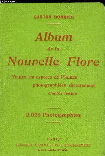 ALBUM DE LA NOUVELLE FLORE