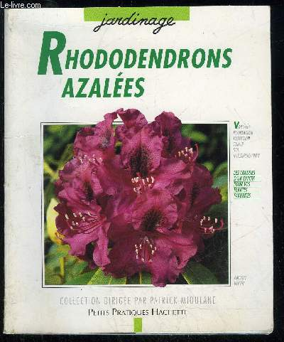 RHODODENDRONS AZALEES