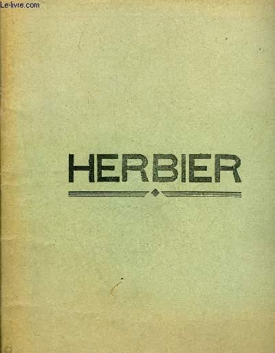 12 PLANCHES VIERGES POUR HERBIER NATUREL