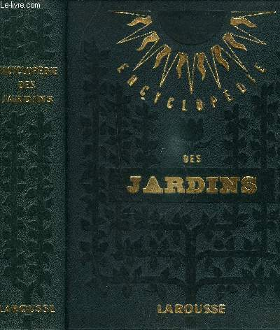 ENCYCLOPEDIE DES JARDINS