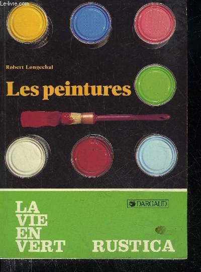 LES PEINTURES - LA VIE EN VERT N°94
