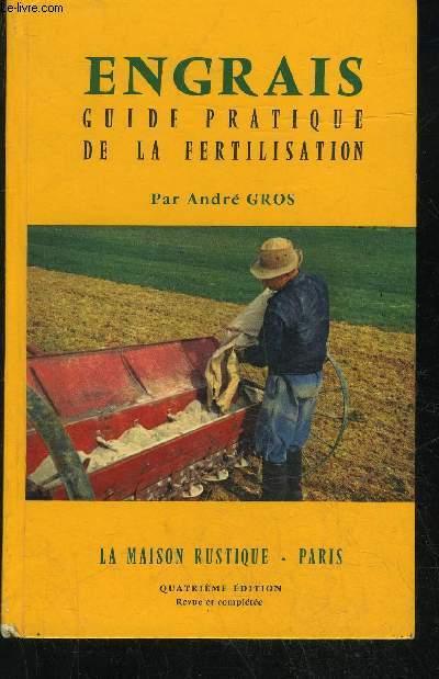 ENGRAIS GUIDE PRATIQUE DE LA FERTILISATION.