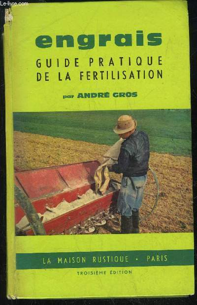 ENGRAIS GUIDE PRATIQUE DE LA FERTILISATION