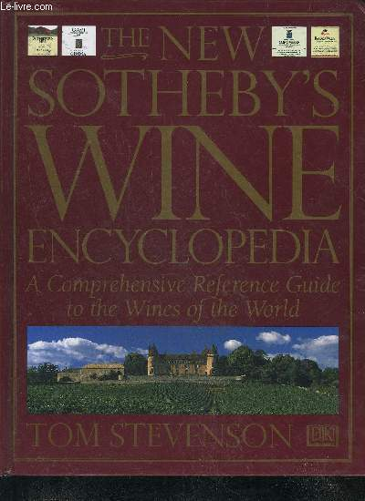 THE NEW SOTHEBY'S WINE ENCYCLOPEDIA.
