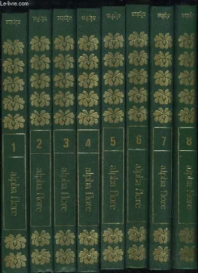 Alpha flore encyclopedie des plantes des fleurs et des for Encyclopedie plantes interieur