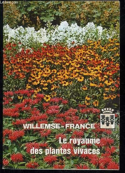 LE ROYAUME DES PLANTES VIVACES