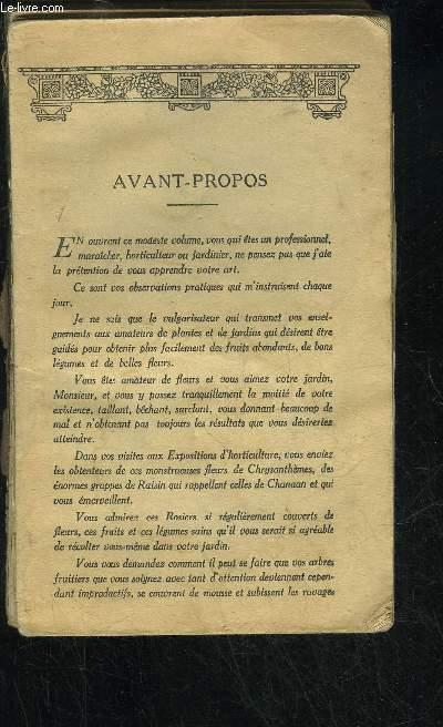 LIVRES APPORTANT LES CONSEILS DE GEORGES TRUFFAUT