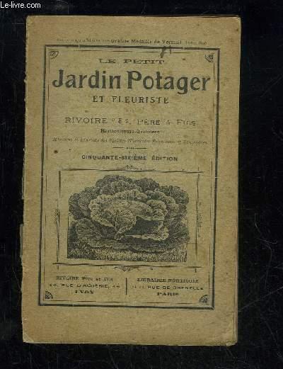 LE PETIT JARDIN POTAGER ET FLEURISTE