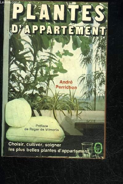 PLANTES D'APPARTEMENT
