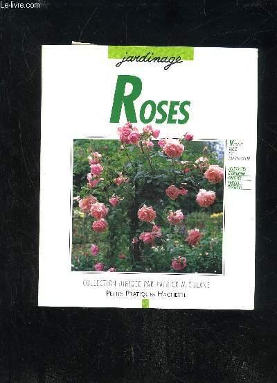 ROSES - 100 ROSES POUR REPONDRE A TOUS VOS BESOINS