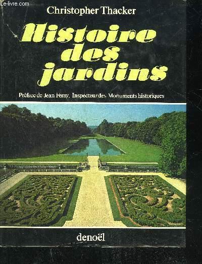 Livres occasion art du paysage en stock dans nos - Effroyables jardins histoire des arts ...