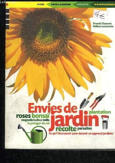 ENVIE DE JARDIN