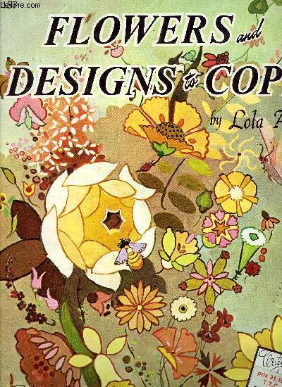 FLOWERS AND DESIGNS TO COPY