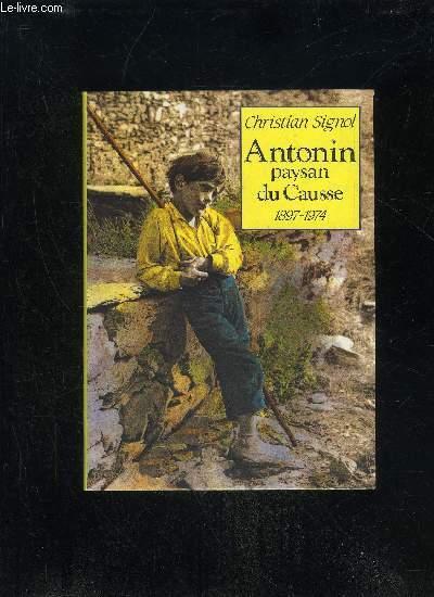 ANTONIN PAYSAN DE CAUSSE 1897 - 1974