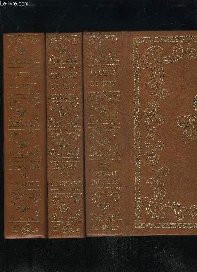 JACQUOU LE CROQUANT - LE MOULIN DU FRAU - L'ENNEMI DE LA MORT - 3 VOLUMES - COLLECTION COMPLETE DES OEUVRES MAITRESSES D'EUGENE LE ROY
