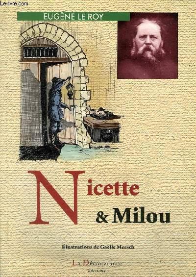 NICETTE & MILOU.