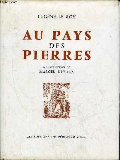 AU PAYS DES PIERRES.