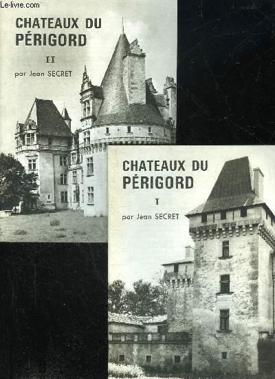 CHATEAUX DU PERIGORD - VOLUME 1 ET 2