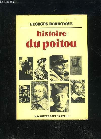 HISTOIRE DU POITOU