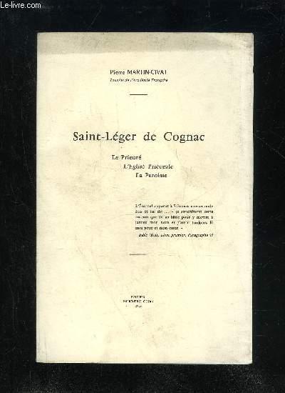 SAINT LEGER DE COGNAC