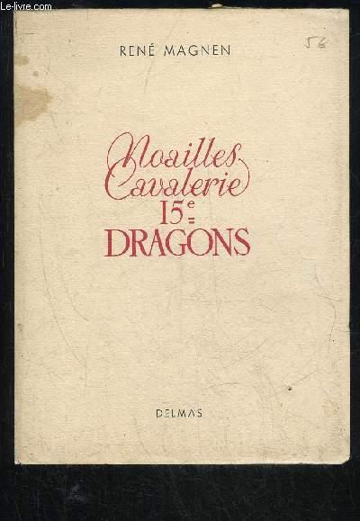 MOAILLES CAVALERIE 15e DRAGONS