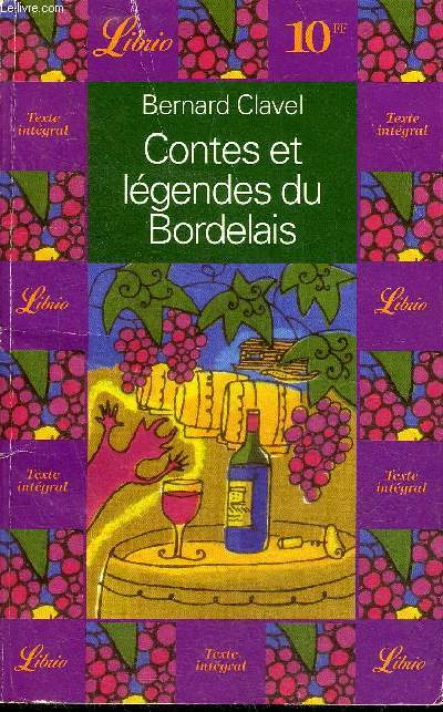 CONTES ET LEGENDES DU BORDELAIS.