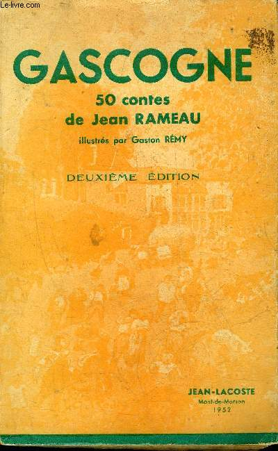 GASCOGNE 50 CONTES - 2E EDITION.