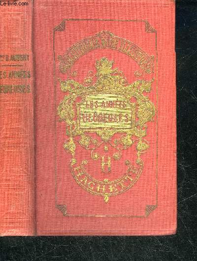LES ANNEES HEUREUSES HISTOIRES D'ENFANTS - COLLECTION BIBLIOTHEQUE ROSE ILLUSTREE.