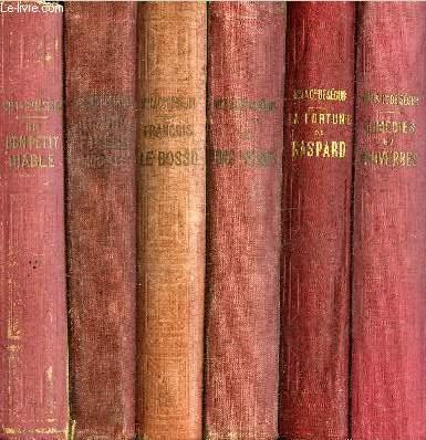 LOT DE 10 OUVRAGES DE LA COMTESSE DE SEGUR DE LA COLLECTION BIBLIOTHEQUE ROSE ILLUSTREE - VOIR NOTICE .