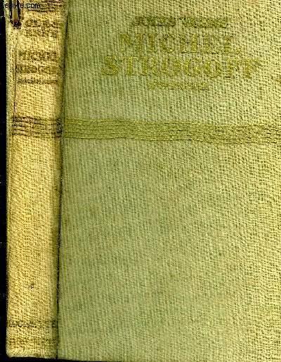 MICHEL STROGOFF - 2EME PARTIE - COLLECTION BIBLIOTHEQUE VERTE.