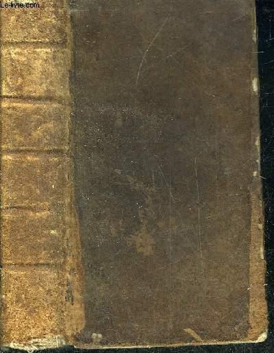 HISTOIRE DE L'ADMIRABLE DON QUICHOTTE DE LA MANCHE - TOME PREMIER - NOUVELLE EDITION REVUE CORRIGEE & AUGMENTEE.