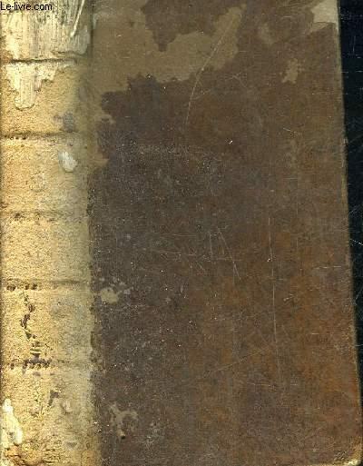 HISTOIRE DE L'ADMIRABLE DON QUICHOTTE DE LA MANCHE - TOME TROISIEME - NOUVELLE EDITION REVUE CORRIGEE ET AUGMENTEE.