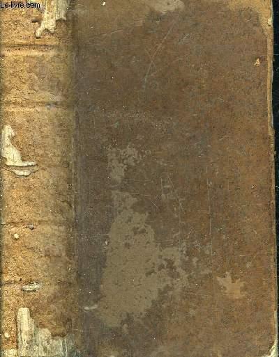 HISTOIRE DE L'ADMIRABLE DON QUICHOTTE DE LA MANCHE - TOME CINQUIEME - NOUVELLE EDITION REVUE CORRIGEE & AUGMENTEE.