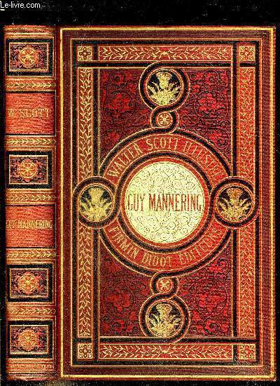 GUY MANNERING OU L'ASTROLOGUE.