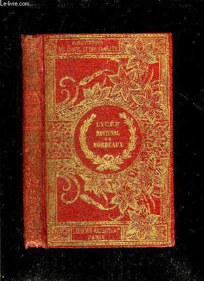 HISTOIRE DE L'ARMEE FRANCAISE - BIBLIOTHEQUE DES ECOLES ET DES FAMILLES - 5E EDITION.