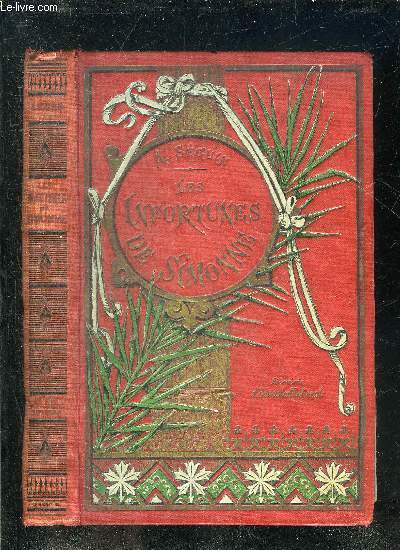 LES INFORTUNES DE SIMONNE - 6E EDITION - COLLECTION PICARD BIBLIOTHEQUE D'EDUCATION RECREATIVE.