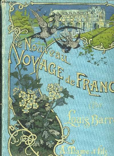 LE NOUVEAU VOYAGE DE FRANCE.