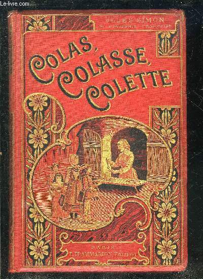 COLAS COLASSE COLETTE.