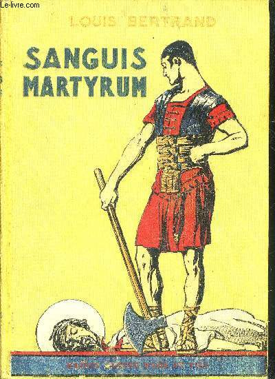 SANGUIS MARTYRUM .