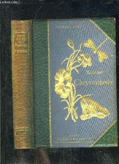 MADAME CHRYSANTHEME - COLLECTION E.GUILLAUME ET CIE.