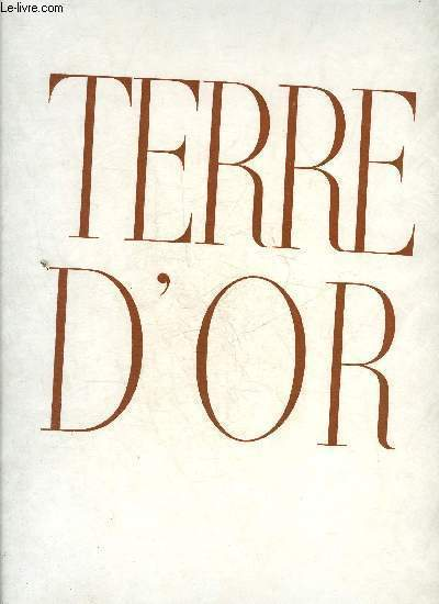 TERRE D'OR.