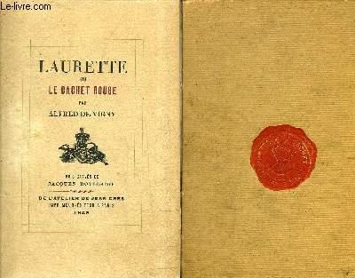 LAURETTE OU LE CACHET ROUGE - COLLECTION LES MAITRES CONTEURS.