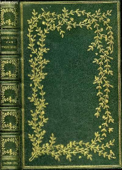 SOUS BOIS - EXEMPLAIRE N°180 SUR PAPIER VELIN DU MARAIS - ILLUSTRATIONS DE H.GIACOMELLI.