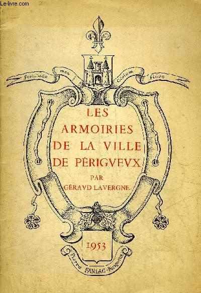 LES ARMOIRIES DE LA VILLE DE PERIGUEUX.