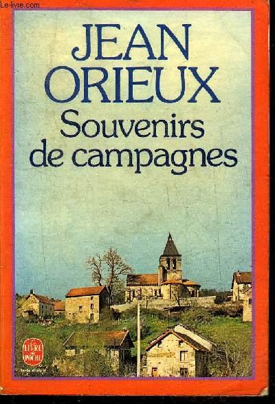 SOUVENIRS DE CAMPAGNE - LE LIVRE DE POCHE.