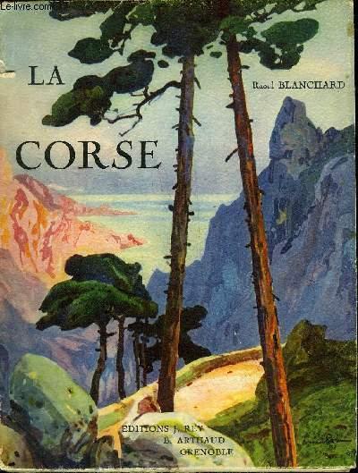 LA CORSE - COLLECTION LES BEAUX PAYS.