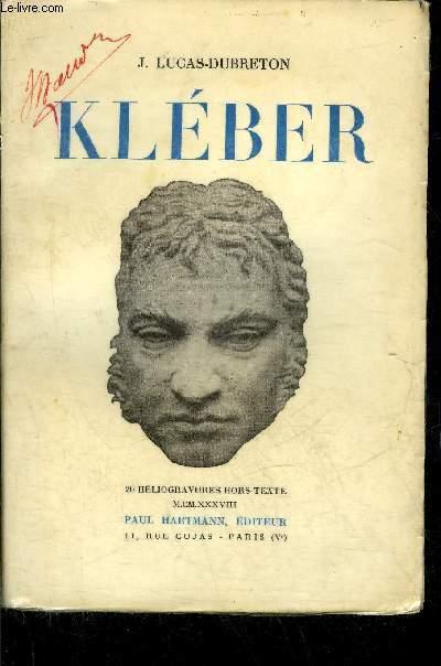 KLEBER 1753-1800.