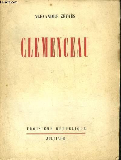 CLEMENCEAU.