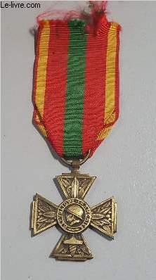 CROIX DU COMBATTANT VOLONTAIRE DE LA GUERRE 1939-1945.