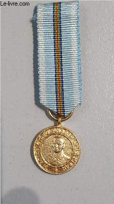 MEDAILLE MINIATURE ORGANISATION MILITAIRE INTER ALLIEE SPHINX -  IN ACTION FAITHFUL AND IN HONOUR CLEAR.